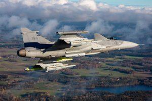 Saab apresenta o progresso do Programa Gripen para o Brasil