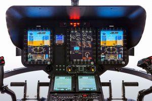 A EASA certifica o sistema de aviônica Helionix do H135 da Airbus Helicopters