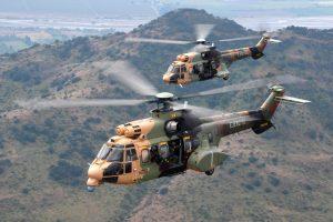 Airbus Helicopters entrega o último H215M ao Exército do Chile