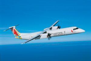 Hawai Island Air assina acordo com a Bombardier
