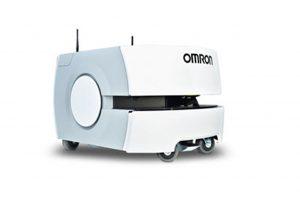 Robôs móveis para o transporte de bagagens
