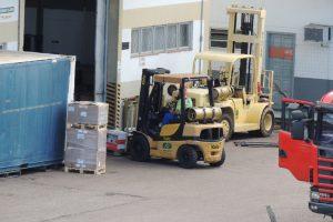 Teca de Joinville registra alta de 17% na movimentação de cargas no primeiro trimestre de 2017