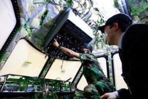 «Power On» no primeiro KC-390 português