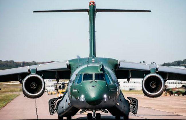Embraer KC-390 conclui tour global de demonstração com sucesso