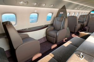 Embraer apresenta o Legacy 650E