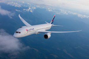 LATAM Airlines inicia 2017 novos destinos internacionais