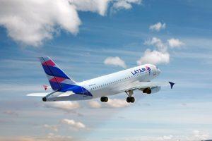 Grupo LATAM Airlines divulga estatísticas operacionais preliminares de janeiro de 2018