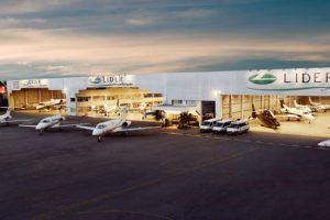 Hangar da Líder no Galeão fará embarque e desembarque de voos domésticos