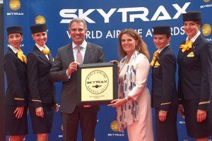 Lufthansa, a melhor companhia aérea da Europa