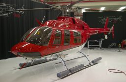 Newfoundland Helicopters escolhe o Bell 407GXP