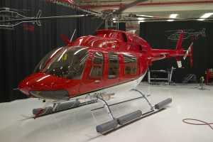 Newfoundland Helicopters escolhe o Bell 407GXP