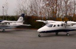Tecnam P2012 Traveller S/N 002 realiza o primeiro voo