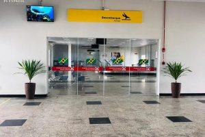 Infraero entrega obras de reforma e ampliação do Aeroporto de Marabá