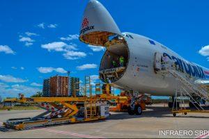 Terminal de carga de Petrolina registra recorde na exportação