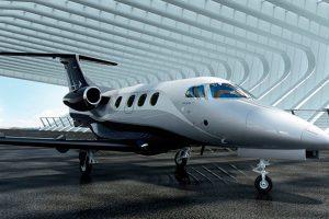 Phenom 100 da Embraer inicia operação na Argentina