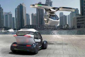 Airbus e Italdesign apresentam um veículo modular no Salão do Automóvel de Genebra
