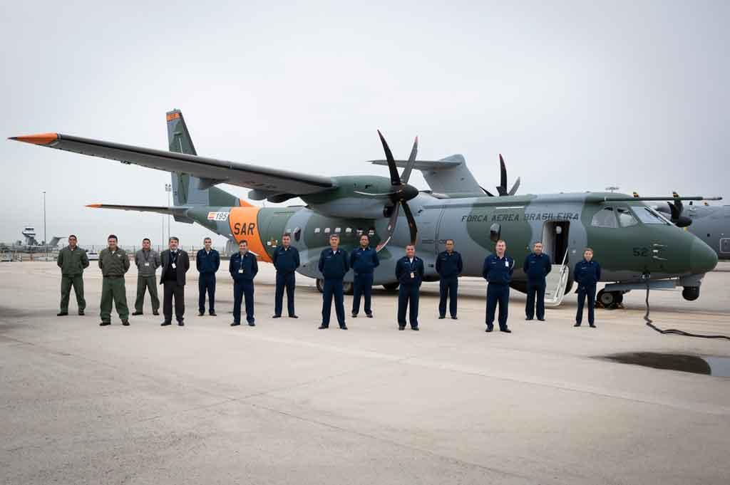 C-295 FAB