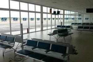 Aeroporto de São Luís ganha nova sala de embarque