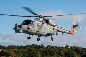 Super Lynx Modernizado da Marinha do Brasil Completa seu Primeiro Voo com Sucesso