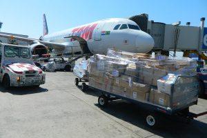 Azul Linhas Aéreas Brasileiras, LATAM Airlines e Airbus Foundation enviam bens de ajuda humanitária ao Chile