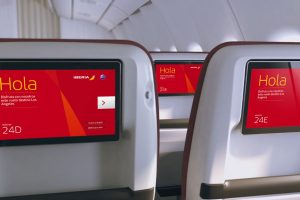 Iberia incorpora a classe Turista Premium a 37 aviões de sua frota de raio longo