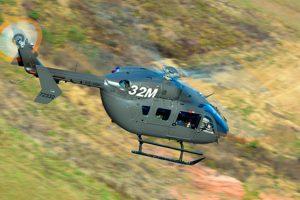 Airbus Helicopters recebe contrato de US$ 273 milhões para fornecimento de 35 UH-72A Lakotas para o Exército dos EUA