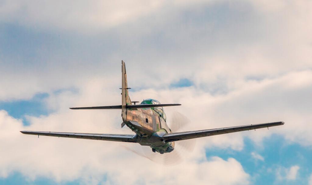 A-29 , Tucano, Embraer