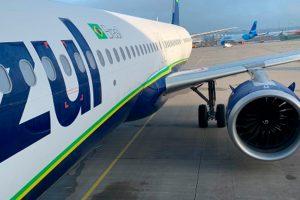 Azul realiza voos de repatriação para a Bolívia e o Peru
