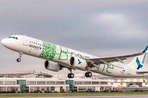 Azores Airlines recebe seu primeiro A321neo