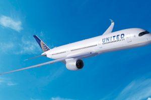 Novo acordo da Airbus com a United Airlines amplia o pedido do A350 XWB para 45 unidades