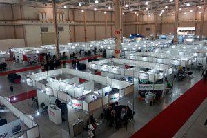Evento reúne gigantes do setor aeroespacial em São José dos Campos (SP)
