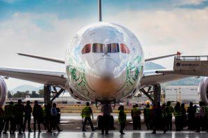 A Aeroméxico omemora vinte anos da rota São Paulo – Cidade do México