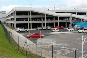 Aeroporto Afonso Pena ganha mais segurança, conforto e 2,4 mil vagas