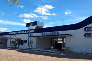 Aeroporto de Paulo Afonso comemora 46 anos