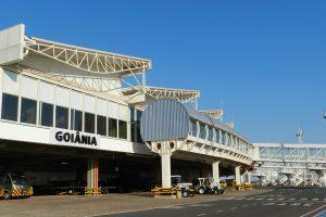 Aeroporto de Goiânia bate recorde histórico de movimentação de passageiros