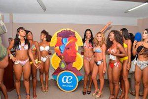 Air Europa é uma das patrocinadoras do Concurso Rainha do Carnaval de Salvador 2017