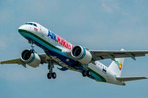 Air Kiribati recebe seu primeiro jato E190-E2