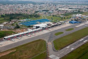 Aeroporto Internacional Afonso Pena é eleito mais uma vez o melhor do país
