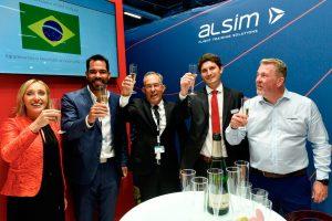 Aeroclube de Goiás será o primeiro cliente no Brasil da ALSIM
