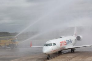 Rede Infraero ganha dois novos voos Internacionais