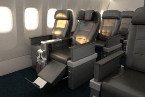 American Airlines inicia vendas da nova classe premium economy