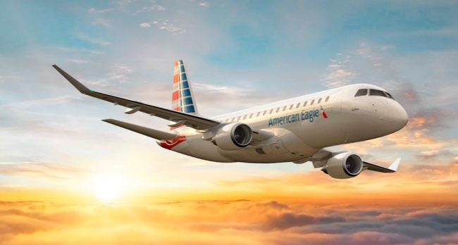 Embraer e SkyWest assinam contrato para 20 jatos E175