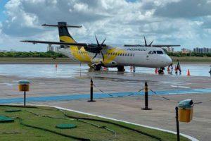 Aeroporto Internacional de Aracaju retoma voos diretos para Salvador