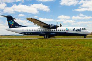 Azul adiciona 200 voos semanais, anuncia novas bases e vira líder em decolagens em São Paulo
