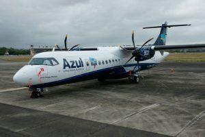 Azul pousa em Aracati e abre 103ª base doméstica no país
