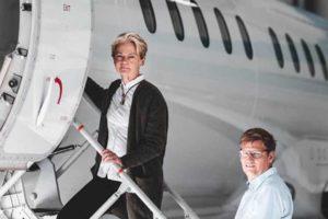Saab lidera projeto para aviação livre de combustíveis fósseis