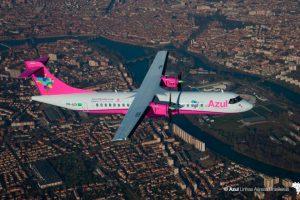 Azul amplia operação e coloca mais voos em Toledo