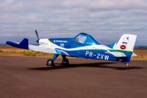 Avión Híbrido