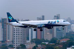 Azul terá dois mil voos extras durante a alta temporada de inverno