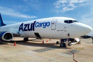 Chega ao Brasil 1,6 milhão de testes rápidos de Covid-19 trazidos da China pela Azul
